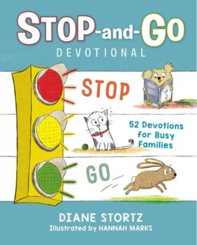 stop and go devotional